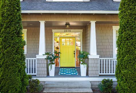 yellow front door paint colors new coastal interior design ideas home bunch interior