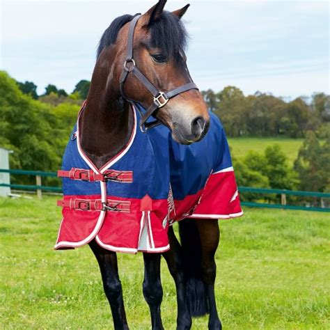 Weatherbeeta Pony Rugs by Weatherbeeta Freestyle 1200d Pony Light Weight Turnout Rug
