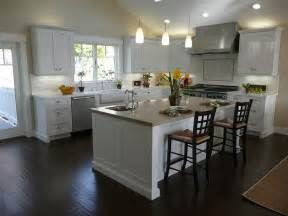 Kitchen Floor Ideas With White Cabinets Kitchen Designs White Kitchens With Wood Floors Light Or Wood Floors With White Kitchen