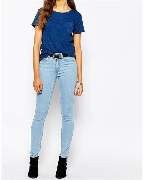 Rompi Levis Blue Black levi s levi 180 s 174 slimming bootcut in blue agave bloom lyst