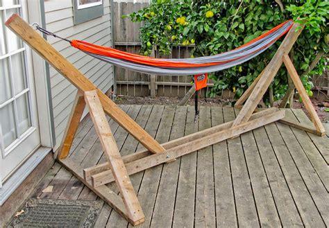 Diy portable hammock stand interior design ideas