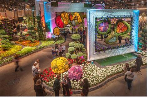 Nj Flower And Garden Show из века в век New York