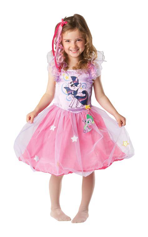 Dress Gw Pony Shanghai Kid Small twilight sparkle my pony fancy dress fairytale princess costume ebay