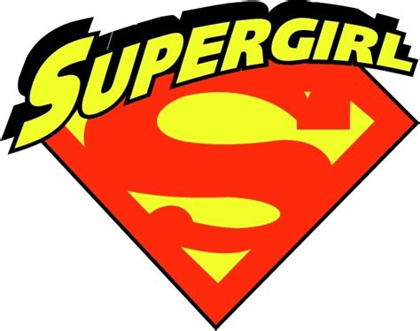 supergirl free vector in encapsulated postscript eps