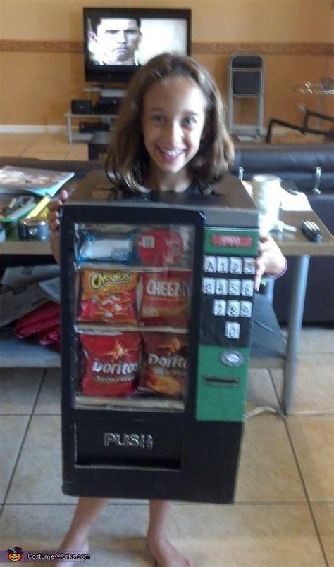 vending machine halloween costume contest  costume