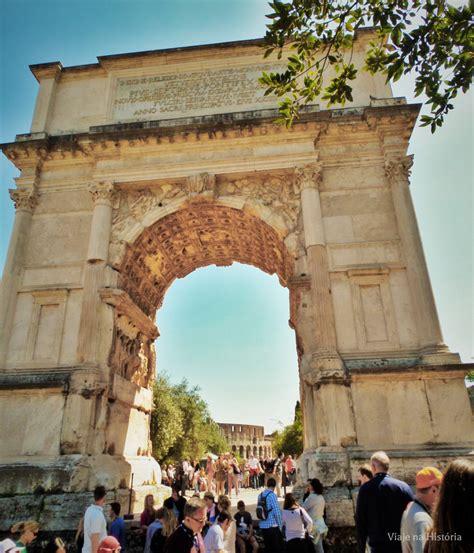 Fórum Romano, o centro de poder da Roma Antiga - Viaje na