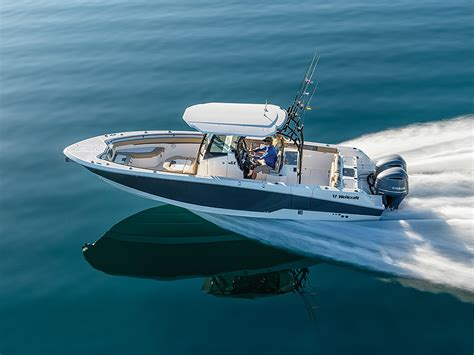 wellcraft boats reviews wellcraft 302 fisherman boat review new sport fishing