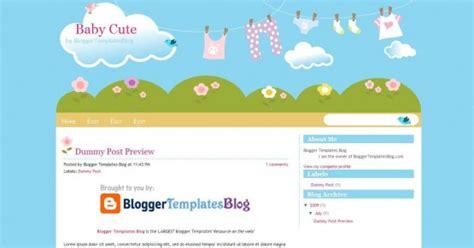 templates blogger kid 10 free cute kids blogger templates dobeweb