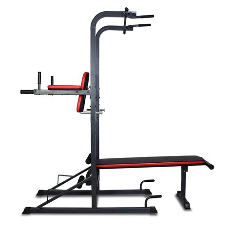 pull up bench ptx 100 dip pull up power tower with bench press buy