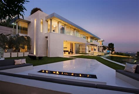 house design los angeles large modern home with lovely city views bel air los