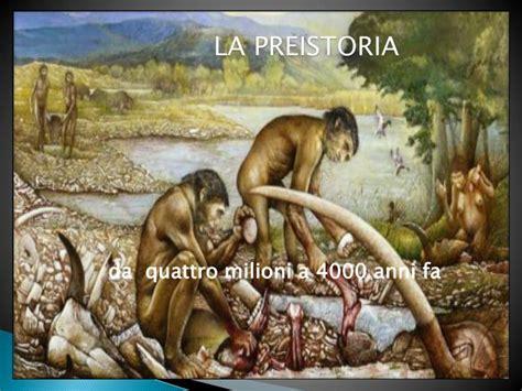 alimentazione nella preistoria ppt la preistoria powerpoint presentation id 1170482