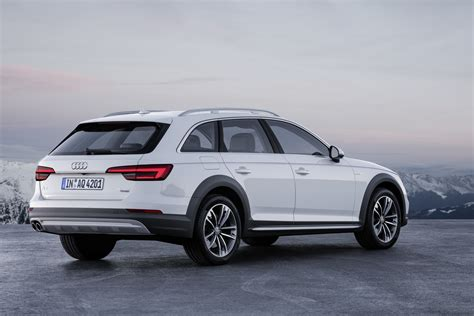 Audi A4 Avant Allroad Quattro by New Audi A4 Allroad Quattro On Sale In Germany From