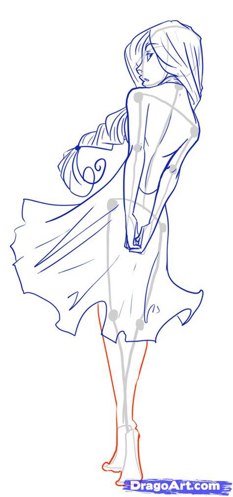 how to draw bodies how to draw figures draw bodies step by