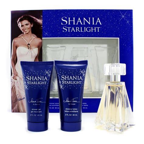 Lucia Starlight Edt Parfum shania shania starlight coffret edt spray 50ml 1 7oz shimmer lotion 60ml 2oz shower