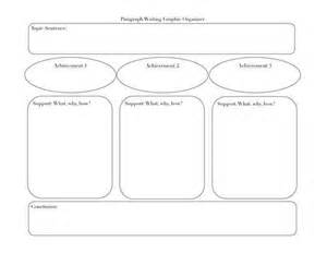 Graphic Organizer For Writing 5 Paragraph Essay by 3 Paragraph Essay Graphic Organizer Freeology