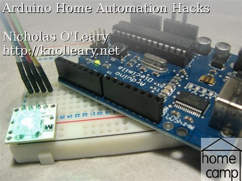 arduino home automation hacks