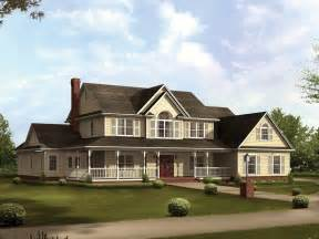 house plans and more two story with covered porch for your arts front