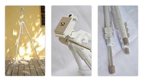 Kamera Canon Dslr Warna Putih tripod kamera dslr cantik warna putih 1 2m berat 570gr kapasitas 2kg