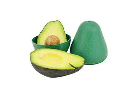 Shelf Of Avocado by Avocado Saver 4 Food Storage Container Set