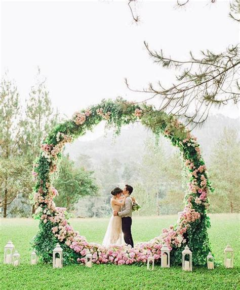 Wedding Ceremony 2017 by Garden Wedding Ceremony Arches Archives Weddings Romantique