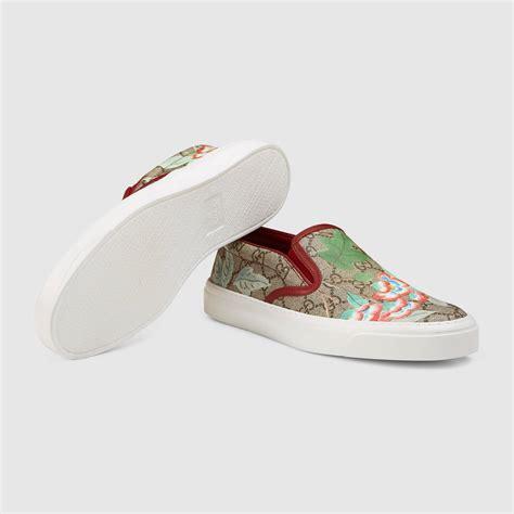 gucci sneakers womens gucci women s gucci tian slip on sneaker