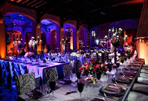 halloween day themes tbdress blog spooky halloween wedding receptions themes
