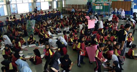 membuat poster hari guru sekolah rendah pintu malim brunei 1 aktiviti membuat