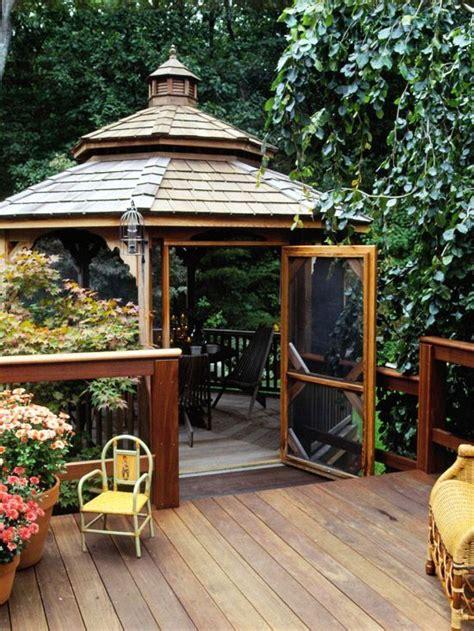 Outdoor Gazebo Rooms Gazebo Decks And Outdoor Rooms On