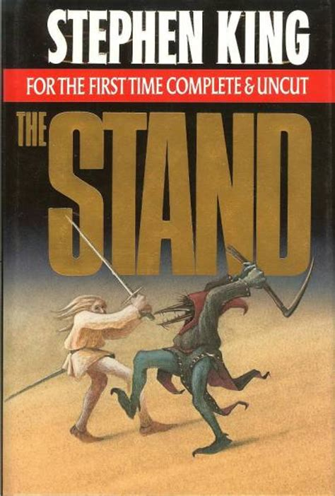 the two one stand books shepherd492 s shepherd492 reviews the stand