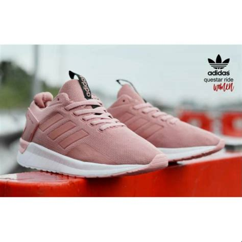 Harga Adidas Questar Ride bayar di tempat cod sepatu adidas wanita keren sepatu