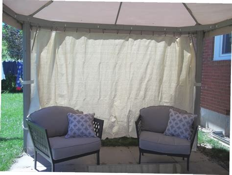 gazebo privacy curtains gazebo with privacy curtains gazebo ideas
