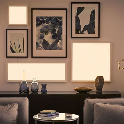 Ikea Floalt Badezimmer lichtpaneel floalt wei 223 spektrum contemporary living in