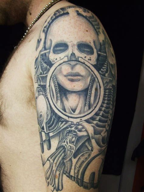 alien tattoos giger designs tattoos
