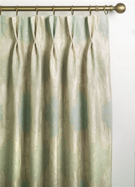 double pleat curtains linen lace and patchwork house