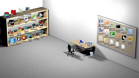 wallpaper computer room view wallpaper in a room wallpaper pictures gallery