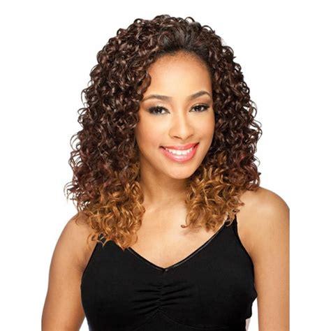 black woman drawstring wigs freetress equal fullcap drawstring half wig biker girl