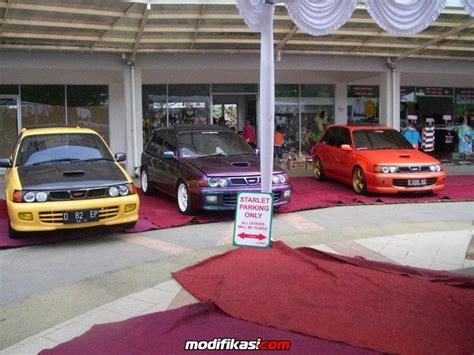 Kanvas Kopling Mobil Starlet Dijual Mobil Kesayangan Toyota Starlet Gt Basic 96