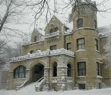 Joslyn Castle   Omaha, NE #Wedding #Venue #