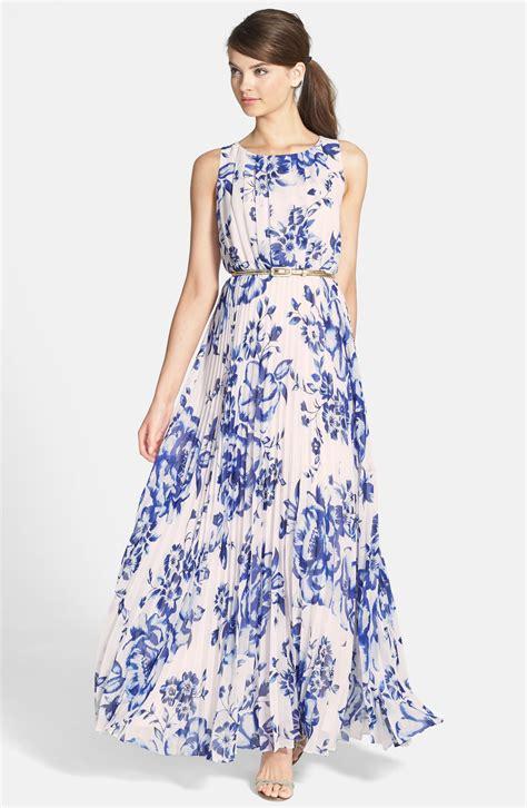 Dress Chiffon Flora chiffon maxi dress floral dresscab