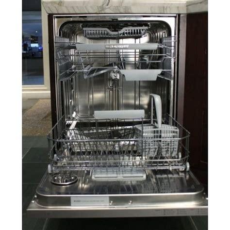 "D5436XLS   Asko XL 24"" Flush Built Dishwasher, 46db, Turbo"