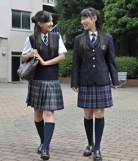 iconic skirts the history of japanese uniforms