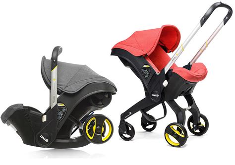 baby strollers and car seat doona car seat stroller review popsugar