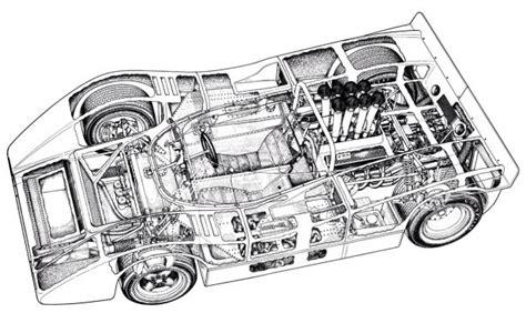 Tshirt Kaos Mc Laren International 1000 images about race car cutaways on cars