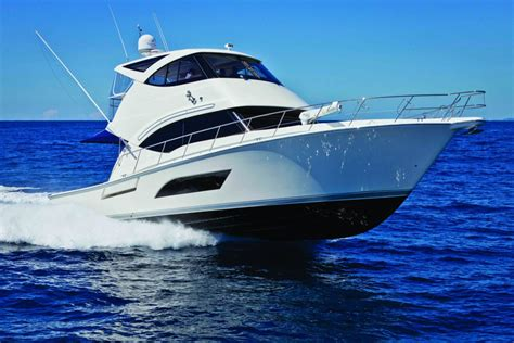 boats online riviera riviera 53 flybridge boat reviews boats online