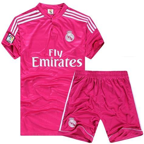 imagenes del uniforme del real madrid rosado uniforme real madrid ni 241 o fucsia 2015 90 000 en