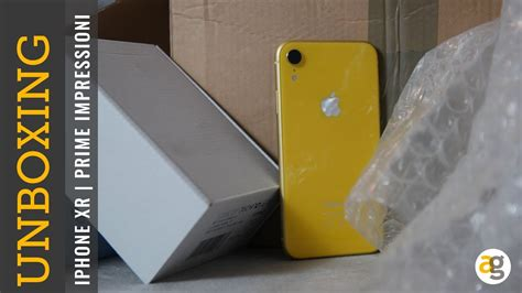 unboxing iphone xr confronto xs max  domotica youtube