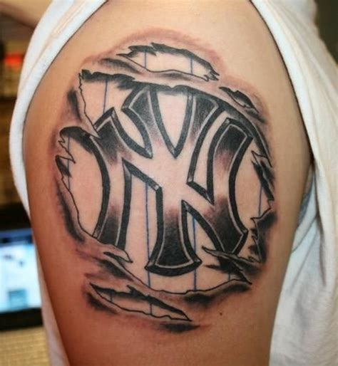 ny tattoo free yankees ideas if tattoos