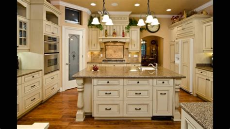 cream distressed kitchen cabinets distressed cream cabinetry kitchen rustic with distressed