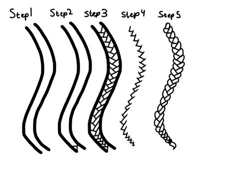 how to do doodle braids how to draw braids tutorial by sonyasworlds on deviantart