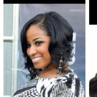 toya wright side braid style toya bob braids hair pinterest
